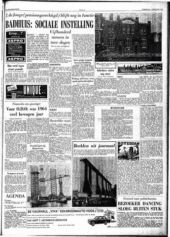 Trouw / De Rotterdammer 1965-02-03