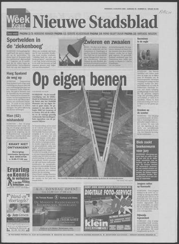Het Nieuwe Stadsblad 2006-08-02