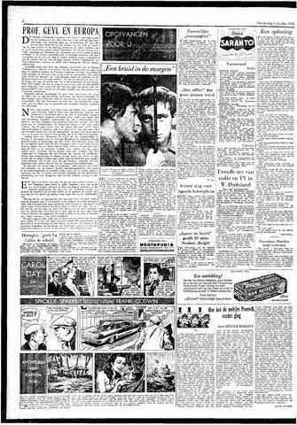 Rotterdamsch Parool / De Schiedammer 1959-10-01