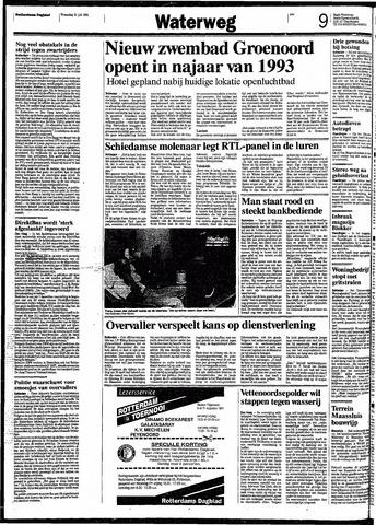 Rotterdamsch Nieuwsblad / Schiedamsche Courant / Rotterdams Dagblad / Waterweg / Algemeen Dagblad 1991-07-31