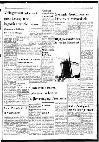 Rotterdamsch Nieuwsblad / Schiedamsche Courant / Rotterdams Dagblad / Waterweg / Algemeen Dagblad 1968-10-12