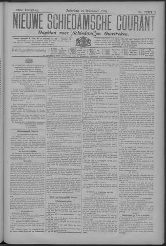Nieuwe Schiedamsche Courant 1918-12-21