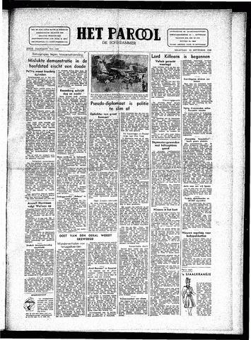 Rotterdamsch Parool / De Schiedammer 1946-09-23