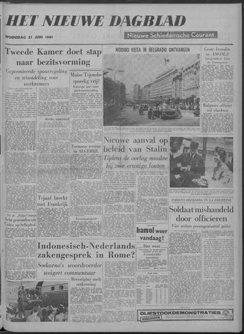Nieuwe Schiedamsche Courant 1961-06-21