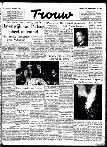 Trouw / De Rotterdammer 1958-03-31