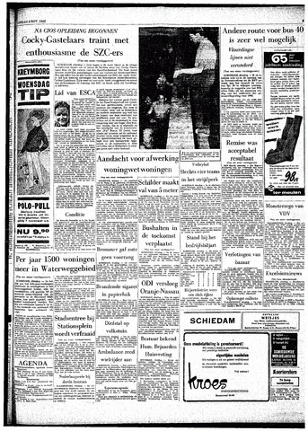 Rotterdamsch Parool / De Schiedammer 1962-11-06