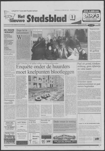 Het Nieuwe Stadsblad 2001-02-28