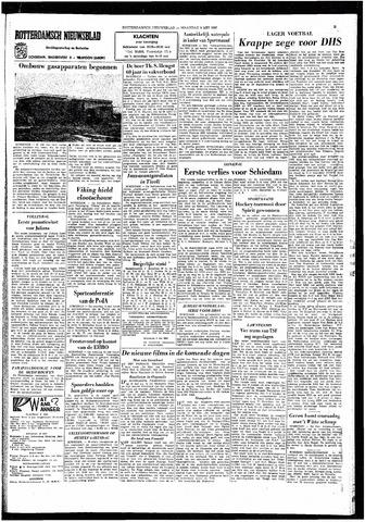 Rotterdamsch Nieuwsblad / Schiedamsche Courant / Rotterdams Dagblad / Waterweg / Algemeen Dagblad 1966-05-09