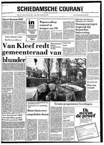 Rotterdamsch Nieuwsblad / Schiedamsche Courant / Rotterdams Dagblad / Waterweg / Algemeen Dagblad 1980-04-22