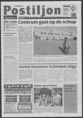 Postiljon 2001-04-12