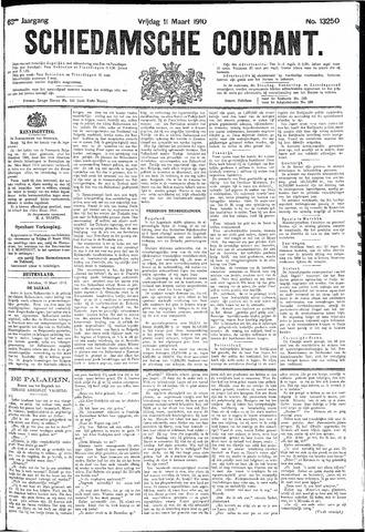 Schiedamsche Courant 1910-03-11