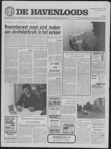 De Havenloods 1974-09-12