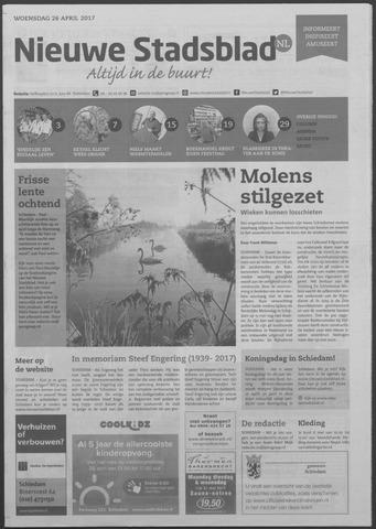 Het Nieuwe Stadsblad 2017-04-26