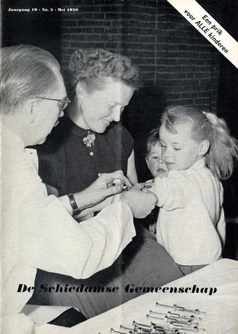 Schiedamse Gemeenschap (tijdschrift) 1958-05-01