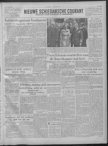 Nieuwe Schiedamsche Courant 1949-08-01