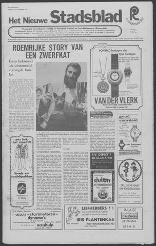 Het Nieuwe Stadsblad 1971-11-19