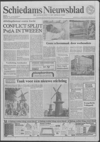 Schiedams Nieuwsblad 1981-04-23