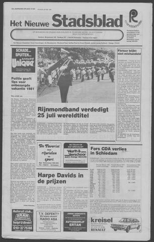 Het Nieuwe Stadsblad 1981-05-29