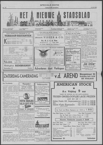 Het Nieuwe Stadsblad 1950-07-21