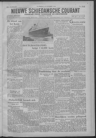 Nieuwe Schiedamsche Courant 1946-10-19