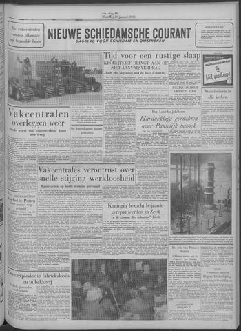 Nieuwe Schiedamsche Courant 1958-01-28