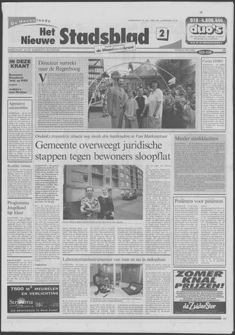 Het Nieuwe Stadsblad 1998-07-16