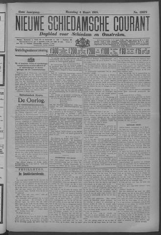 Nieuwe Schiedamsche Courant 1918-03-04