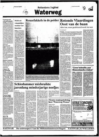 Rotterdamsch Nieuwsblad / Schiedamsche Courant / Rotterdams Dagblad / Waterweg / Algemeen Dagblad 1998-11-20