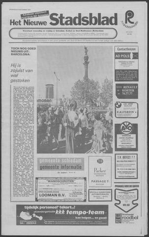 Het Nieuwe Stadsblad 1974-11-06