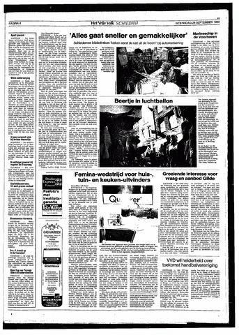 Het Vrije volk 1990-09-26