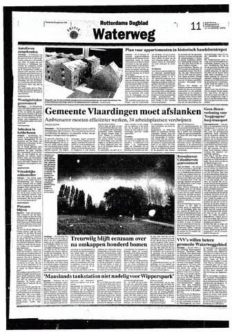 Rotterdamsch Nieuwsblad / Schiedamsche Courant / Rotterdams Dagblad / Waterweg / Algemeen Dagblad 1993-09-23