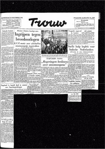 Trouw / De Rotterdammer 1954-12-16
