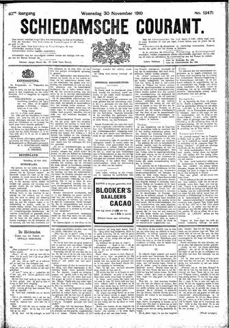 Schiedamsche Courant 1910-11-30