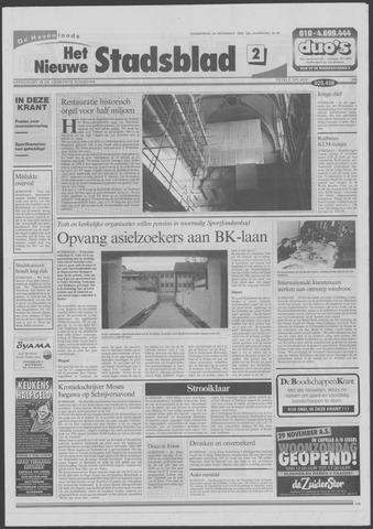 Het Nieuwe Stadsblad 1998-11-26
