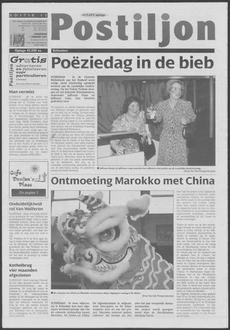 Postiljon 2001-02-01
