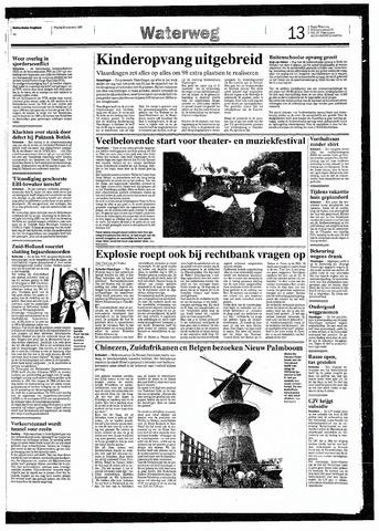 Rotterdamsch Nieuwsblad / Schiedamsche Courant / Rotterdams Dagblad / Waterweg / Algemeen Dagblad 1993-08-20