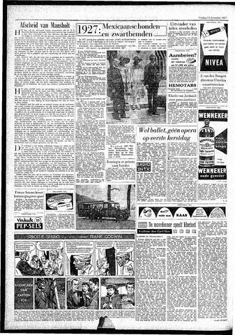Rotterdamsch Parool / De Schiedammer 1957-12-13