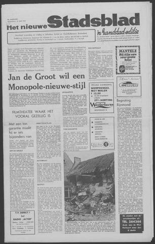 Het Nieuwe Stadsblad 1969-06-25