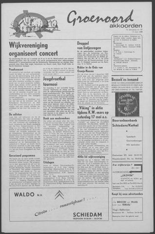 Groenoord Akkoorden 1969-05-15