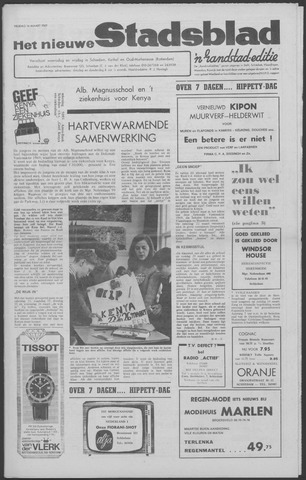 Het Nieuwe Stadsblad 1969-03-14