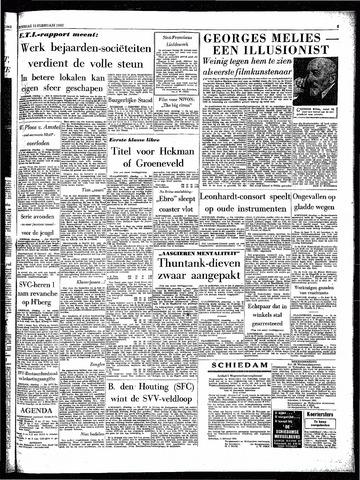 Rotterdamsch Parool / De Schiedammer 1963-02-12