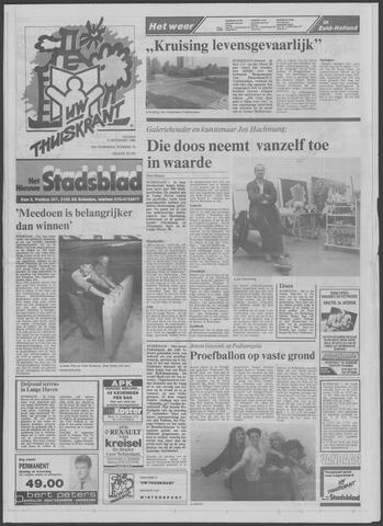 Het Nieuwe Stadsblad 1988-07-09