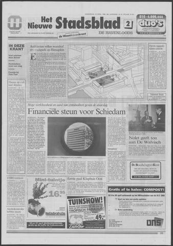 Het Nieuwe Stadsblad 1996-04-18