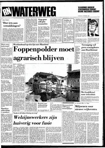 Rotterdamsch Nieuwsblad / Schiedamsche Courant / Rotterdams Dagblad / Waterweg / Algemeen Dagblad 1983-10-04