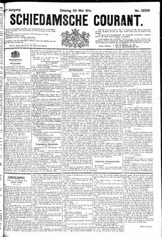 Schiedamsche Courant 1910-05-24