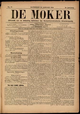 De Moker 1904-01-23