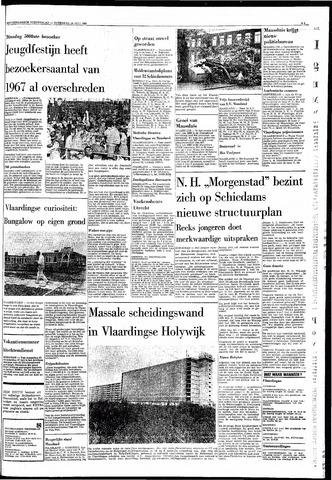 Rotterdamsch Nieuwsblad / Schiedamsche Courant / Rotterdams Dagblad / Waterweg / Algemeen Dagblad 1968-07-13