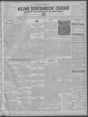 Nieuwe Schiedamsche Courant 1932-02-29