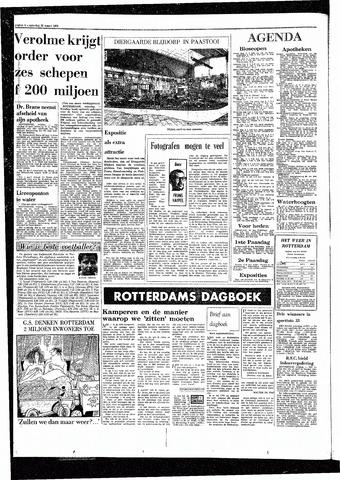 Rotterdamsch Parool / De Schiedammer 1970-03-28