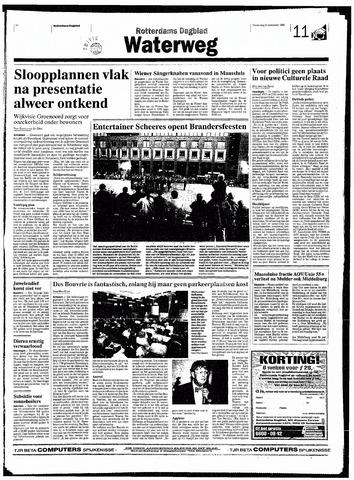Rotterdamsch Nieuwsblad / Schiedamsche Courant / Rotterdams Dagblad / Waterweg / Algemeen Dagblad 1998-09-24
